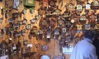 Sneak a peek into a German Cuckoo Clock Factory